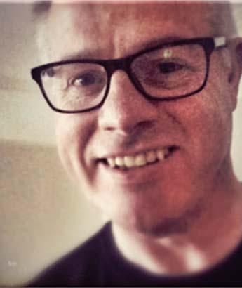 David Bostock, editorial and design trainer