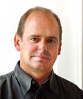Jeremy Scholfield, branding specialist
