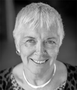 Margaret Coffey - director, editorial and writing trainer